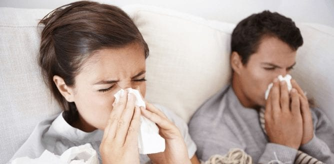 Protect yourself against Colds and Flu