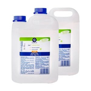 2ltr colloidal silver pack