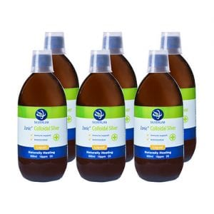 colloidal silver liquid pack
