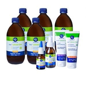 multi-pack colloidal silver