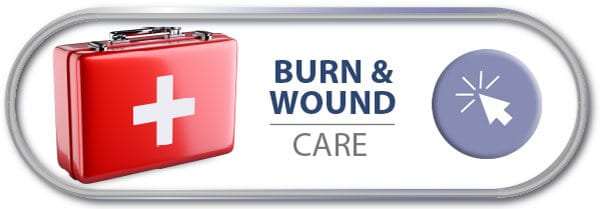 Colloidal Silver for Burn and Wound Care
